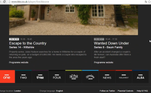come vedere la bbc online in streaming