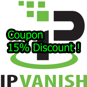IPVanish Coupon discount