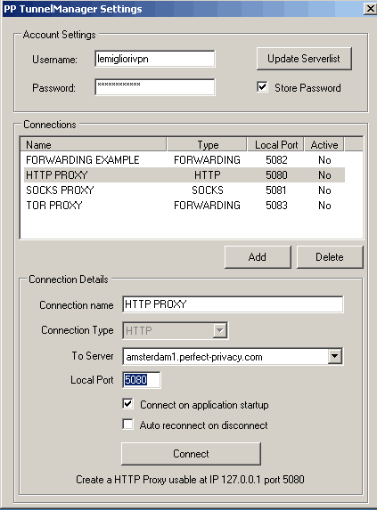 vpn in cascata tor proxy