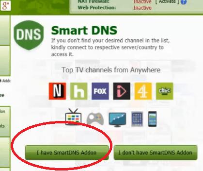 SmartDNS PureVPN Smart DNS