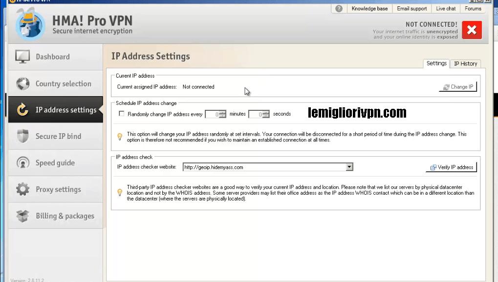 HMA PRO VPN 2.8.19.0