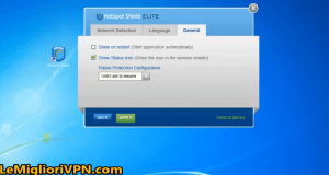 video test hotspot shield