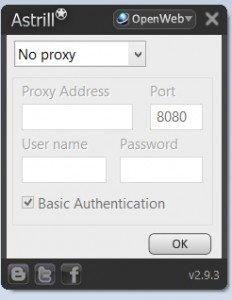 astrill openweb proxy