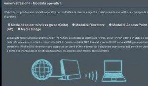 configurare la vpn sul router