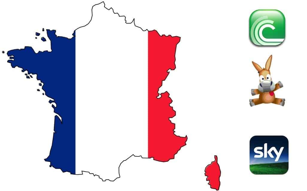 vpn per la francia