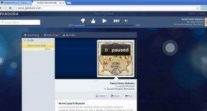 sbloccare pandora musica in streaming