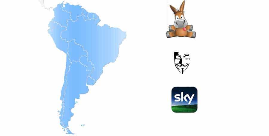 VPN per il Sud America