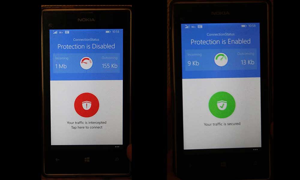 VPN per Windows Phone