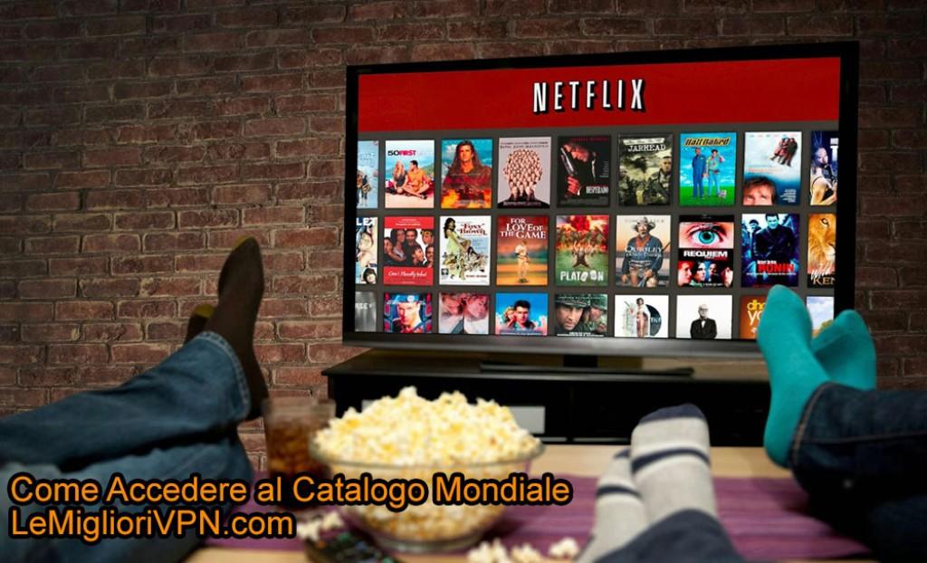 Netflix Catalogo | Come vedere Tutti i contenuti in Netflix