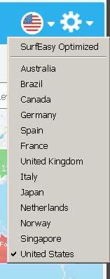 surfeasy-lista-nazioni