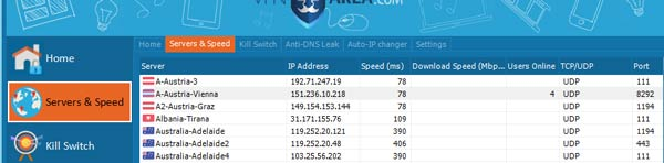 server-speed-test