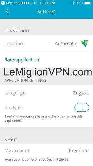 free vpn mobile