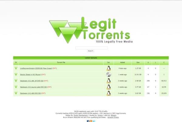 legit siti torrent italiani