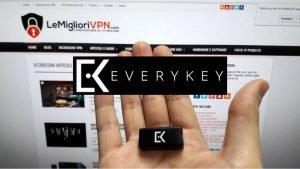 Everykey: niente più password da ricordare. Come funziona