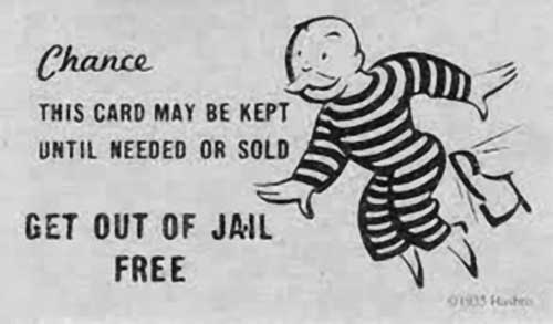 Uscire dal carcere dopo aver visto un film in streaming