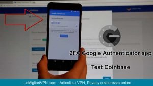 2fa google authenticator app lemigliorivpn