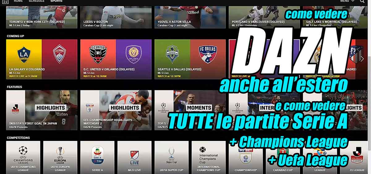 calcio streaming dazin italia