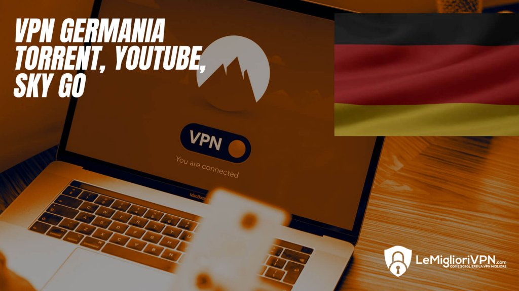 VPN per la Germania