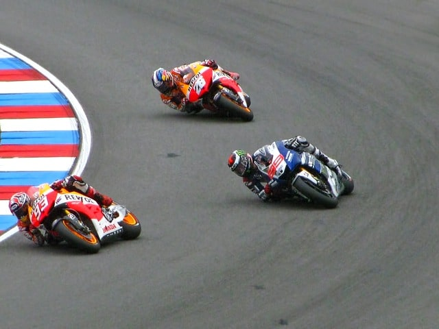 MotoGP streaming TV8