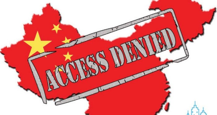 accedere a YouTube in Cina