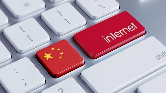 Come usare internet in Cina