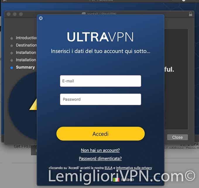 recensione Ultra VPN