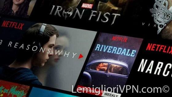 serie TV per imparare l'inglese