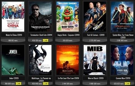 film da vedere in streaming