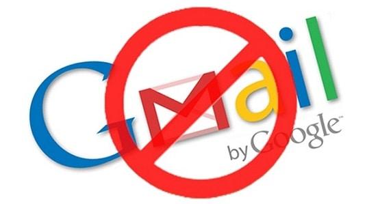 sblocco account gmail