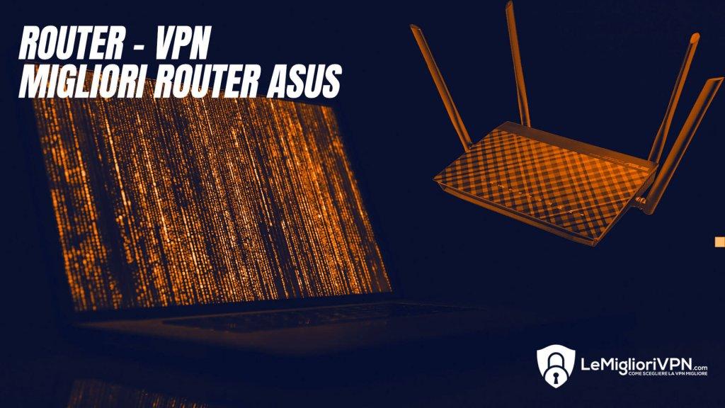 VPN sul router