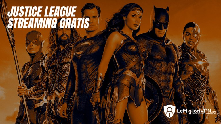 justice-league-streaming-ita