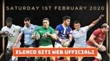 Rugby 6 Nazioni 2020 in streaming | Siti, orari e tv ufficiali dove seguire il mondiale di rugby in streaming
