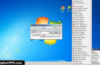 Video Prova InCloak VPN per Windows | Nel test video streaming e utorrent