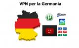 VPN per la Germania | Torrent , sbloccare tutto youtube e vedere sky go dalla Germania