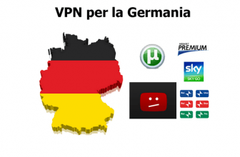 VPN per la Germania | Torrent , sbloccare tutto youtube e vedere sky go dalla Germania