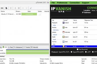 Miglior VPN per scaricare file | Bittorrent , P2P , sicurezza e anonimato