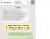 Whatsapp introduce la Crittografia punto punto ai suoi messaggi