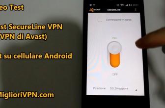 Avast VPN per Android | Più semplice di cosi non si può