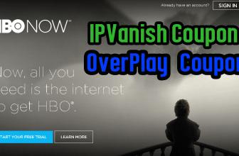 OverPlay VPN e IPVanish Coupon 2015 : sconto 25% per l'arrivo di HBO Now