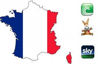 Top VPN per la Francia | Criptare i dati , Torrent protetti o Sky go