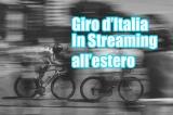 Come vedere il Giro d'Italia all'estero in streaming gratis