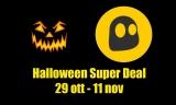 Halloween VPN Coupon: L'offertona ai lettori di CyberGhost