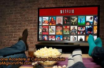 Netflix Italia | Come accedere a tutto il catalogo mondiale (agg gen 2017)