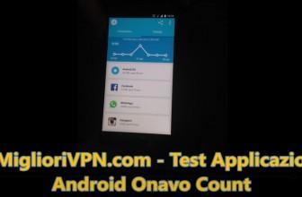 Video Tutorial Onavo Count | Applicazione android gratuita per la gestione del consumo dei dati