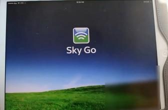 Come vedere Sky Go sull'ipad all'estero e sbloccare l'app se non presente