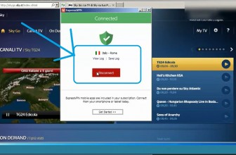 Tutorial ExpressVPN client versione 4 | nel test Torrent, Sky Go, Netflix