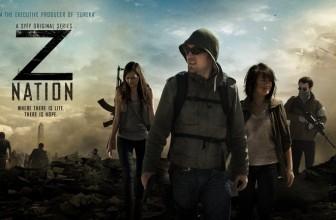 Vedere SyFy dall'Italia e vedere le serie TV tipo Z Nation in streaming