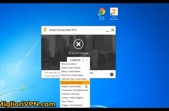 Video Tutorial VPN Avast SecureLine | La VPN di Avast al banco prova