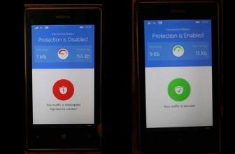 VPN per Windows Phone 8+ | Arriva HotSpot Shield